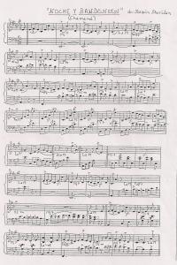 Noche y bandoneon - 1